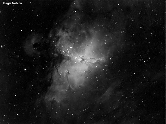 Eagle Nebula aka NGC6611