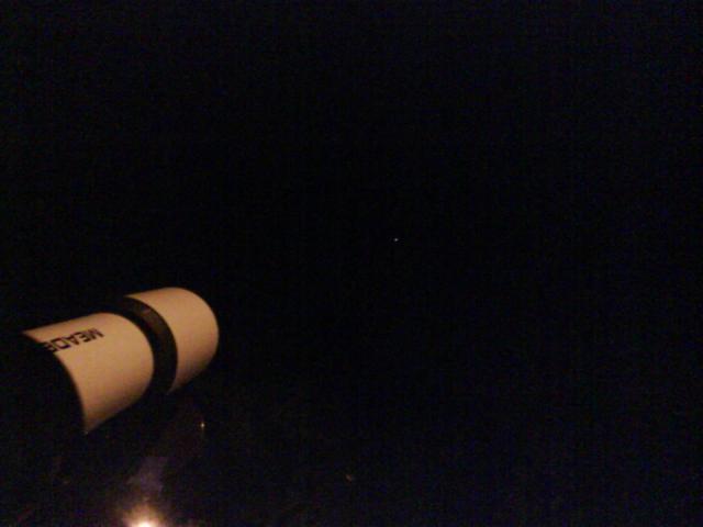 Jupiter and scope