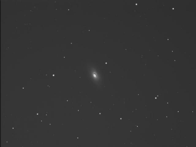 Blackeye Galaxy