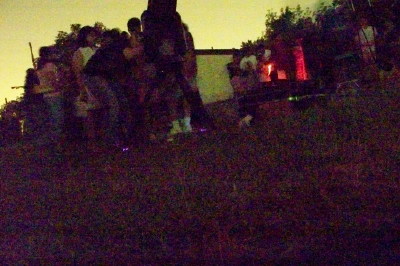 Riker Hill art park stargazing