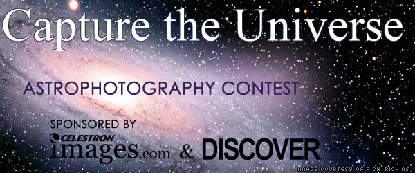 Capture the Universe Contest