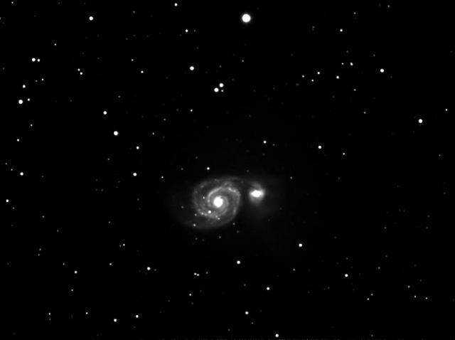 M51_2hrExposure SN2005cs