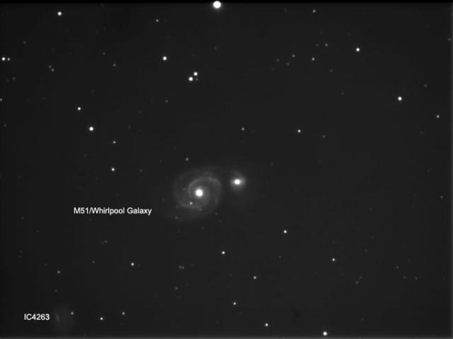 M51 on a clear night